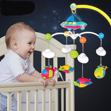 Fresh Deals Baby Baby Crib Bell Toy Rotating Music Hanging