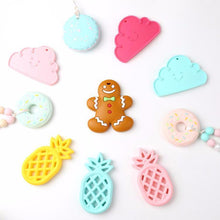 Fresh Deals Baby Baby Teether Ginger Cookies Toy
