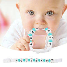 Fresh Deals Baby Baby Teething Clip With Chew Beads