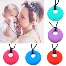 Fresh Deals Baby Baby Toddler Silicone Soft Teether Ring
