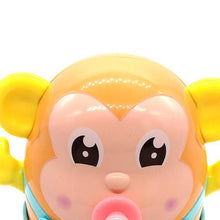 Fresh Deals Baby Cartoon Roly-Poly Monkey Baby Teether