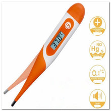 Fresh Deals Baby Child Soft Head Digital Thermometer