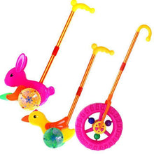 Fresh Deals Baby Default Title Baby Hand Push And Pull Wheel Toys