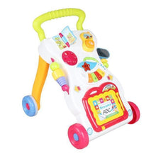 Fresh Deals Baby Default Title Baby Steps Adjustable Baby Walker Toddler Trolley