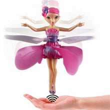 Fresh Deals Baby Flying Fairy Doll Toy