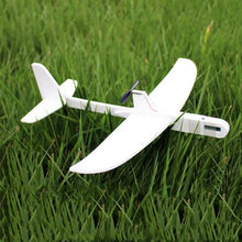 Fresh Deals Baby Gray Super Capacitor Electric DIY Airplane Model