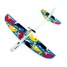 Fresh Deals Baby Green Super Capacitor Electric DIY Airplane Model