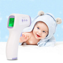 Fresh Deals Baby Infrared Baby Adult Digital Thermometer Body Care Device
