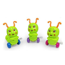 Fresh Deals Baby Mini Clockwork Caterpillar Baby Toy
