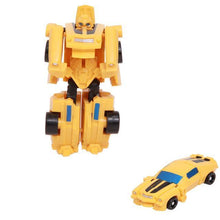 Fresh Deals Baby Model 5 Baby Classic Cars Robot Toys