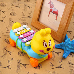 Fresh Deals Baby & Toddler A Colorful Caterpillar 5-Note Xylophone Feeding-bottle