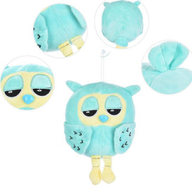 Fresh Deals Baby & Toddler as the follow / green Kids Lovely Owl Comfort Plush Stuffed Doll Toys