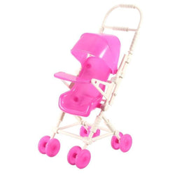 Fresh Deals Baby & Toddler Assemble Baby Girls Doll Carriage Stroller Doll Accessory