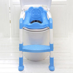Fresh Deals Baby & Toddler Baby Anti-skid Toilet Seat Safety Ladder Potty Chair