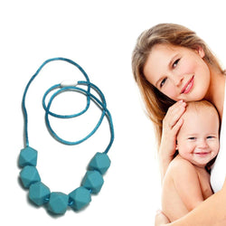 Fresh Deals Baby & Toddler Baby Chews Grinding Bead Women's Pendant Necklace