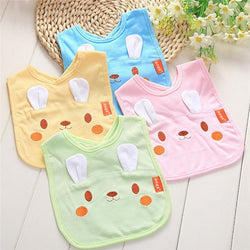 Fresh Deals Baby & Toddler Baby Cotton Bib Cartoon Saliva Towel