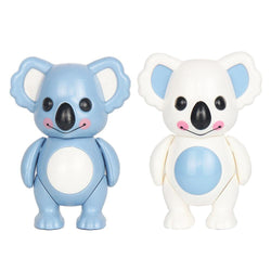 Fresh Deals Baby & Toddler Baby Cute Little Bear Action Figure Animal Doll Toys