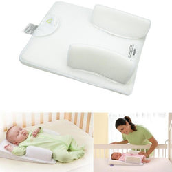 Fresh Deals Baby & Toddler Baby Infant Anti Roll Prevent Flat Head Pillow