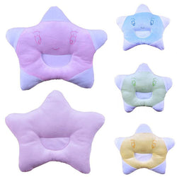Fresh Deals Baby & Toddler Baby Infant Soft Cotton Star Shape Pillow