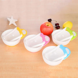Fresh Deals Baby & Toddler Baby Multi-functional Hand Pull Fruit Grinding Bowl