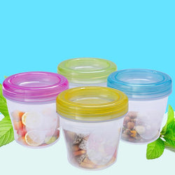 Fresh Deals Baby & Toddler Baby Portable Learn Feeding Snack Storage Cups
