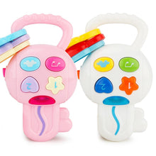 Fresh Deals Baby & Toddler Baby Simulation Embroidery Teether Key Toys