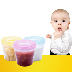 Fresh Deals Baby & Toddler Baby Snack Portable Small Storage Food Cups