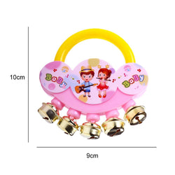 Fresh Deals Baby & Toddler Bells Rattles Educational Toys for Newborns Babies