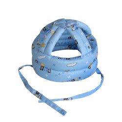 Fresh Deals Baby & Toddler Blue Baby Drop Safety Helmet Protective Hat