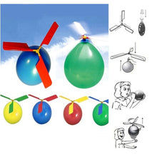 Fresh Deals Baby & Toddler Children Latex Aircraft Helicopter Balloon Toy