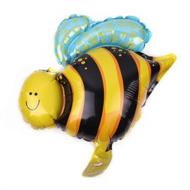 Fresh Deals Baby & Toddler Decorative Mini Bee Aluminum Foil Balloon