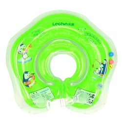 Fresh Deals Baby & Toddler Green Baby Adjustable Swimming Neck Safety Ring
