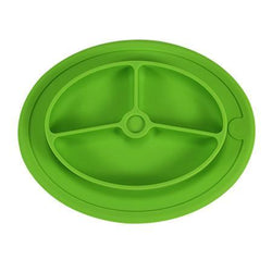 Fresh Deals Baby & Toddler Green Baby Dinner Non-staple Food Compartment Bowl