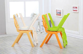 Fresh Deals Baby & Toddler Kindergarten Children Plastic Chairs
