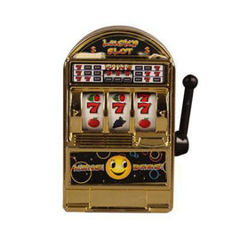Fresh Deals Baby & Toddler Mini Casino Jackpot Fruit Slot Machine Moneybox Toy For Kids