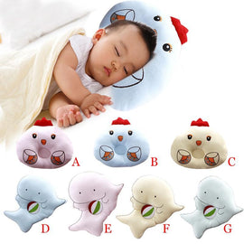 Fresh Deals Baby & Toddler Newborn Baby Shaping Cartoon Pattern Pillow