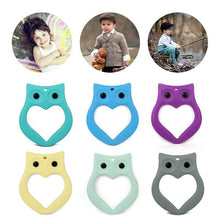 Fresh Deals Baby & Toddler Owl Teether Chewing Toothbrush Training Toys