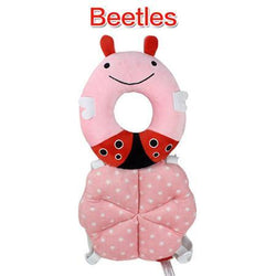 Fresh Deals Baby & Toddler Pink Animal Cartoon Baby Head Protection Pillow
