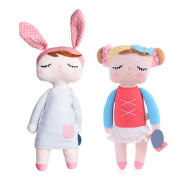 Fresh Deals Baby & Toddler Plush Stuffed Cartoon Angela Rabbit Doll Toys for Girls