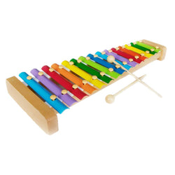 Fresh Deals Baby & Toddler Wood Musical Kid Sensitive to Colors Sounds Learn Toys