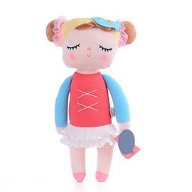 Fresh Deals Baby & Toddler ZHGZ6906 Plush Stuffed Cartoon Angela Rabbit Doll Toys for Girls