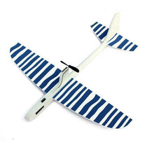 Fresh Deals Baby White Super Capacitor Electric DIY Airplane Model