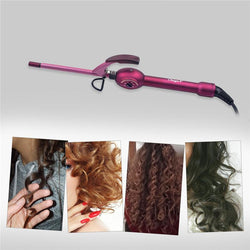 Fresh Deals Beauty & Health Ceramic Curling Iron Fashion Wand Curler Pear Hair Curlers