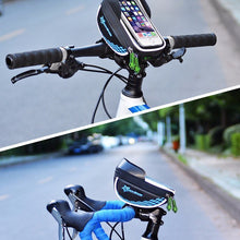 Fresh Deals Bike Accessory ROCKBROS Road Cycling Front Top Saddle Bag