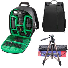 Fresh Deals Camera Accessory Digital DSLR Camera Backpack Colorful Waterproof Multi-functional