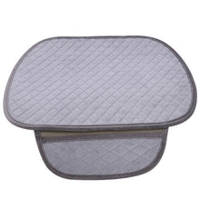 Fresh Deals Car Accessory Gray Car Front Seat Protector Warm Mat Cushion