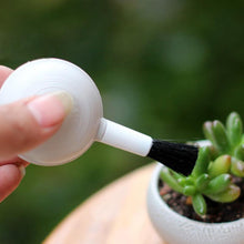 Fresh Deals Consumer Electronics Air Blower Brush Succulent Beads Dust Cleaning Brush