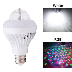 Fresh Deals Consumer Electronics Intelligent House Led White RGB Lighting Ball Lamp Stage Effect
