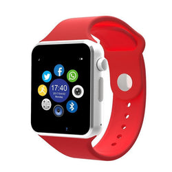 Fresh Deals Consumer Electronics Red Bluetooth Smart Watches Sport Fitness Clever Watch Phone