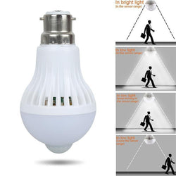 Fresh Deals Consumer Electronics Smart Home Automation LED Bulb Motion Sensor